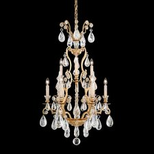 Versailles 9-Light Candle-Style Chandelier