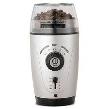 Platinum Custom Grid Hands Free Electric Blade Coffee Grinder