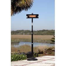 Telescoping 1500 Watt Electric Patio Heater