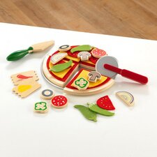 26 Piece Pizza Play Food