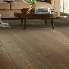 "Victorian Hickory 4.8"" Engineered Hickory Hardwood Flooring in Ginger"
