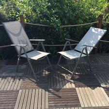Cayman Textylene Reclining Chair