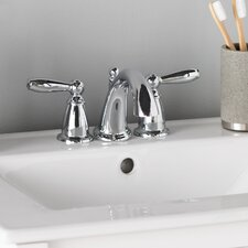 Brantford Double Handle Widespread Standard Bathroom Faucet