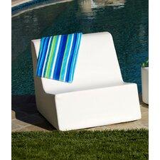Check Armless Lounge Chair