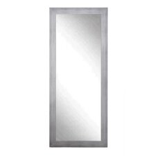 Muted Cool Full Length Wall Mirror