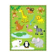 Zoo Shape Sticker (Set of 3)