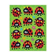 Ladybugs Shape Sticker (Set of 3)