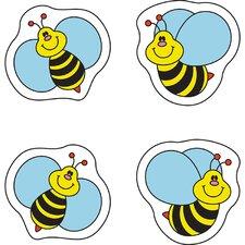 Seals Bees Sticker (Set of 3)