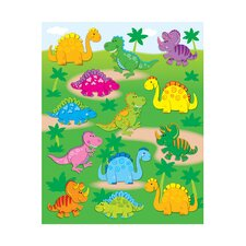 Dinosaurs Shape Sticker (Set of 3)