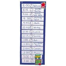 Pocket Scheduling Chart