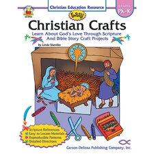 Easy Christian Crafts Gr Pk-k