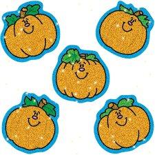 Dazzle Pumpkins Sticker