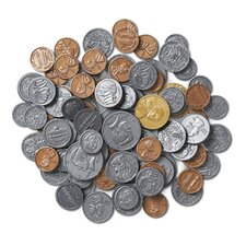 Coins Only For Coins in A Bank (Set of 3)