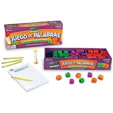 Juego De Palabras A Spanish Reading