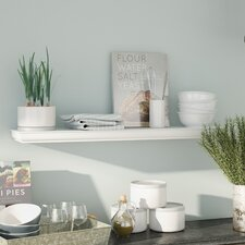 Architectural Elements Floating Wall Shelf