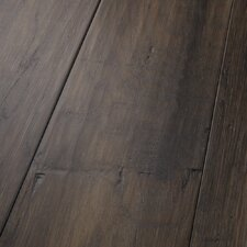 "Mountain View 5"" Engineered Hickory Hardwood Flooring in Smoke"