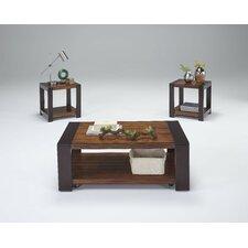 Hayley 3 Piece Coffee Table Set