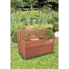2-Sitzer Gartenbank Houston aus Eukalyptusholz