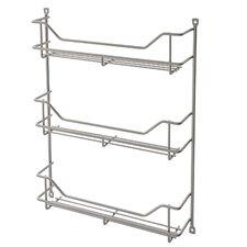 3 Shelf Spice Rack