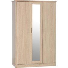 Keanu 3 Door Wardrobe