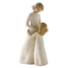 Mother And Daughter Figure
