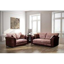 Lamosa Sofa and Loveseat Set