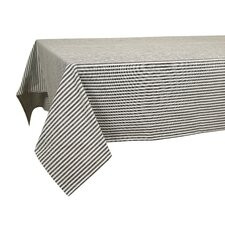 Pennville Stripes Cotton Tablecloth