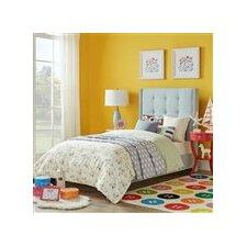 Skylar Upholstered Panel Bed