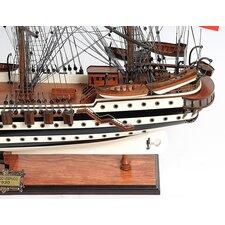 Amerigo Vespucci Painted Model Ship