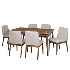 Bedford 7 Piece Dining Set