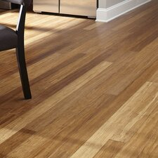 "5.12"" Solid Bamboo Flooring in Carbonized"