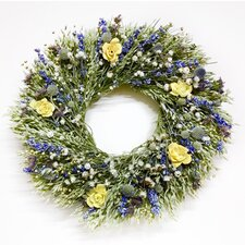 "Fields of Wonder 22"" Wreath"