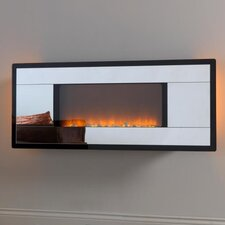 Croxdale Wall Mounted Electric Fireplace