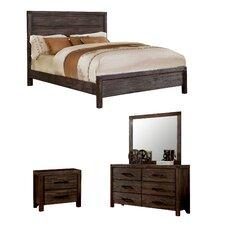 Blackburn Panel Platform Customizable Bedroom Set