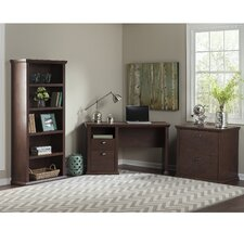 Ferrell 3 Piece Desk Office Suite