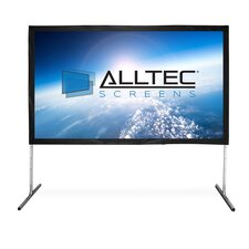 Folding Frame Portable Projection Screen