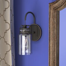 Bloomingdale 1-Light Armed Sconce