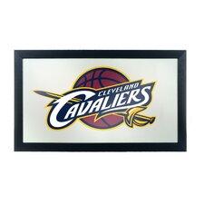 NBA Fade Framed Logo Accent Mirror