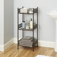 "Griffin 14.5"" W x 36"" H Bathroom Shelf"