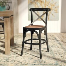 "Madelynn 24.4"" Bar Stool"