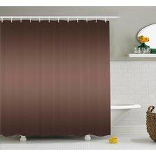 Inspired Digital Brown Room Decor Shower Curtain