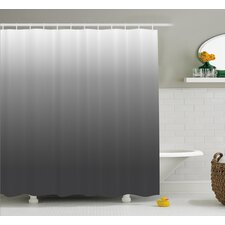 Inspired Metal Smoke Room Decor Shower Curtain