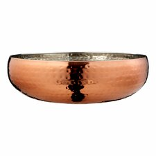 Rose Stainless Steel Decorative Bowl