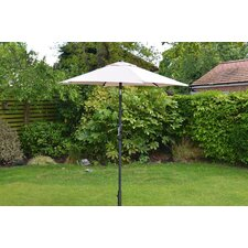 Cambridge Crank and Tilt Garden 2m Market Parasol