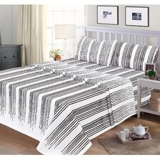 Katlyn 300 Thread Count 100% Cotton Sheet Set
