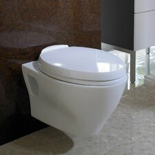 Aquia Dual Flush Elongated Toilet Bowl