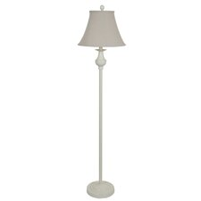 "Cattle 58"" Floor Lamp"