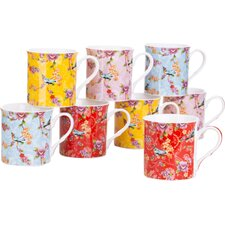 Bird of Paradise Mug (Set of 8)