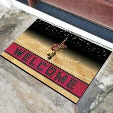 NBA Rubber Doormat