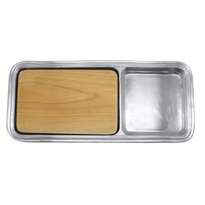 Classic Cheese & Cracker Serving Tray